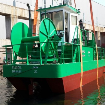 Oil Recovery Spil Vessel (ORSV)