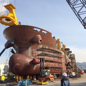 Trailing Suction Hopper Dredger (TSHD)
